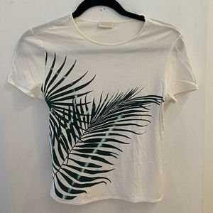 Valentino Palm Shirt Size Small